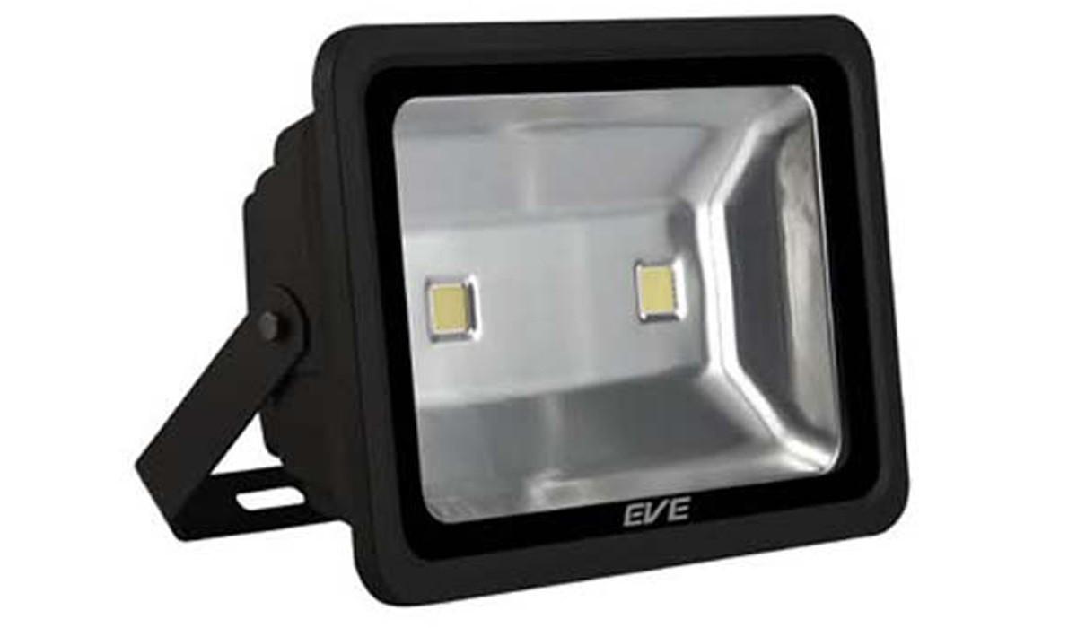 สปอร์ตไลท์ led eco bright 100w วอร์มไวท์ eve