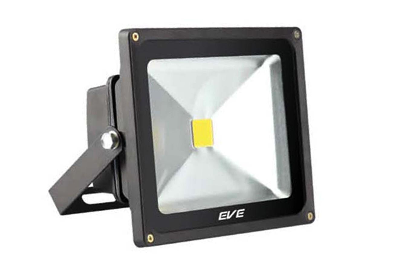 สปอร์ตไลท์ led eco bright 10w วอร์มไวท์ eve