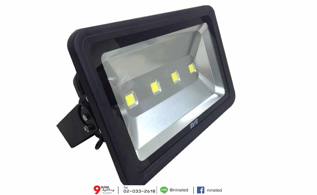 สปอร์ตไลท์ led eco bright 200w เดย์ไลท์ eve