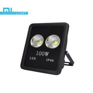 สปอร์ตไลท์ LED 100w (วอร์มไวท์) ML Light