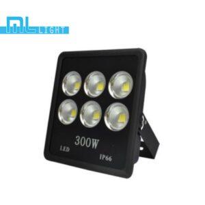 สปอร์ตไลท์ led 300w วอร์มไวท์ ml light