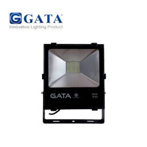 สปอร์ตไลท์ LED 80W SMD (เดย์ไลท์) GATA
