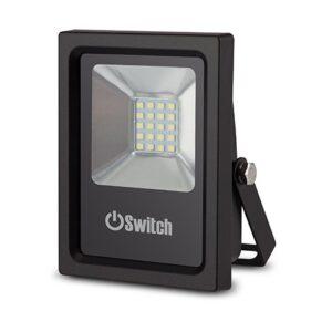 สปอร์ตไลท์ LED 10w รุ่น SMD ECO ยี่ห้อ Switch (แสงส้ม)