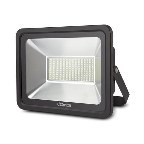 สปอร์ตไลท์ LED 150w รุ่น SMD ECO ยี่ห้อ Switch (แสงขาว)