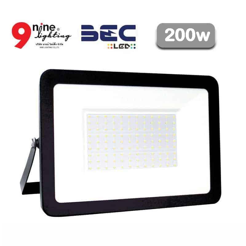 สปอร์ตไลท์ LED 200w Zonic ยี่ห้อBEC (เดย์ไลท์)