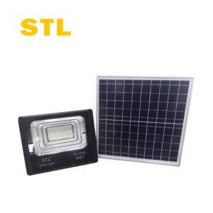 สปอร์ตไลท์ LED โซล่าเซลล์ 100วัตต์ STL 8100