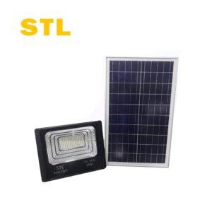 สปอร์ตไลท์ LED โซล่าเซลล์ 150วัตต์ STL 8150