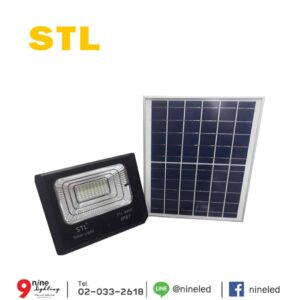 สปอร์ตไลท์โซล่าเซลลื LED 50W STL 8850