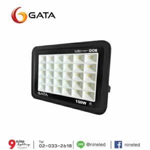 สปอร์ตไลท์ LED GATA Floodlight Slim DOB 150w
