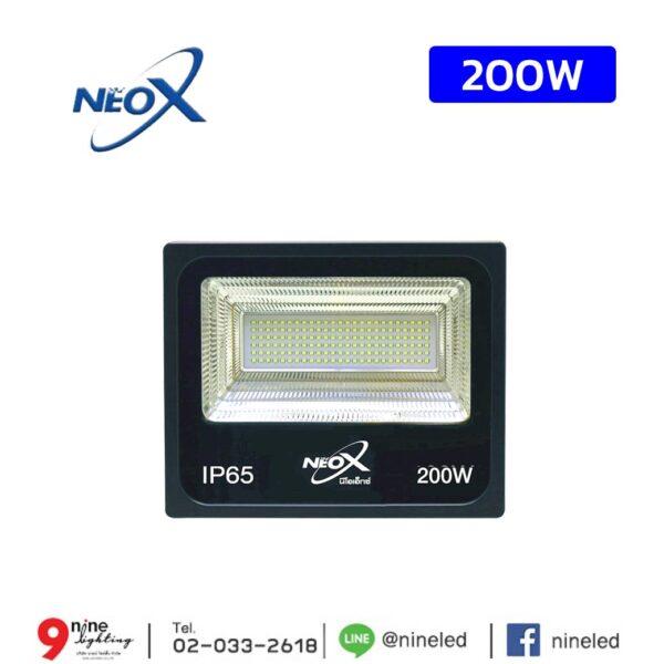 สปอร์ตไลท์ LED 200W รุ่น DELUX NEOX