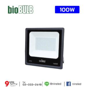 ไฟสปอร์ตไลท์ LED 100W BIOBULB B-FLB-100