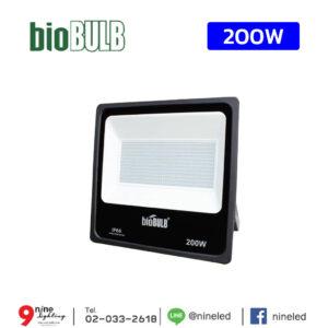 ไฟสปอร์ตไลท์ LED 200W BIOBULB B-FLB-200
