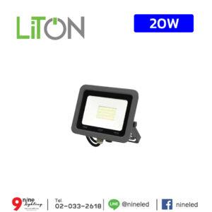 ไฟสปอร์ตไลท์ LED 20W LITON TITAN