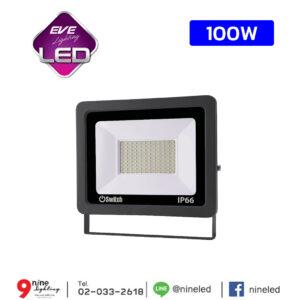 สปอร์ตไลท์ LED 100W EVE DOB SLICK