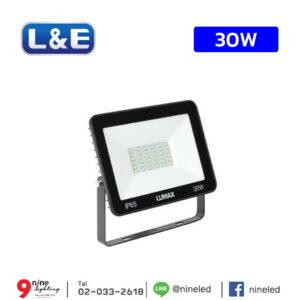 สปอร์ตไลท์ LED LUMAX 30W EFLL l&E