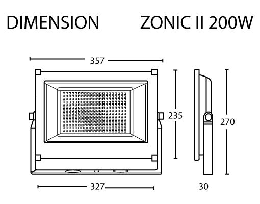 DIMENSION-ZONIC-II-200W